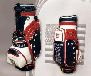 ライダーカップ米国代表チームゴルフバッグ